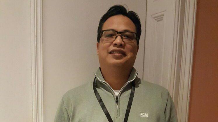 * * * Hier ist unser L2L Teammitglied: Juan!