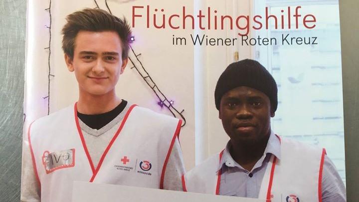 """L2L im """"Flüchtlingshilfe""""  Magazin!"""